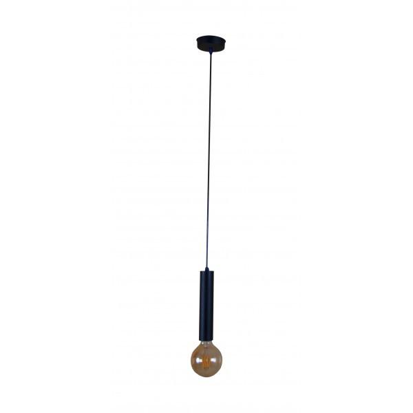 Люстра Tubo mini black, 1xE27