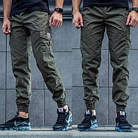 5 цветов! Мужские карго штаны от бренда Rextim , черные , синие