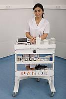 Медицинский столик ПАНОК-1 прямоугольный Медаппаратура