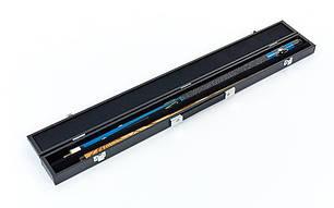 Кейс для кия KS-400 (р-р 81x6x4см, PVC, полиэстер, черный), фото 2