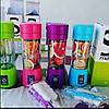 Мини фитнес блендер Juicer Cup, портативный блендер! Шейкер для смузи, фото 2