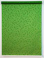 Рулонна штора Натура Зелений, фото 1