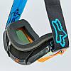 Мотоочки FOX MS-0297 затемненный визор (акрил, пластик, PL, эластан, цвета в ассортименте), фото 3