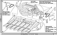 Каталог запчастей жатка КМС-8