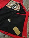 😜 Куртка - Мужская куртка с капюшоном красного цвета, фото 2