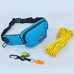 Спасательный набор FOX40 7928-1300 SUP SAFETY KIT (сумка, канат, фонарик, свисток)