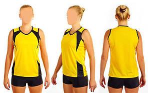 Форма волейбольная женская UR RG-4269 (нейлон, эластан, р-р RUS-42-48, цвета в ассортименте), фото 2