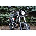Мотоцикл Skymoto Cafe Racer200  (Двигатель, лицензия SUZUKI,  модель мелкосерийное производство), фото 4