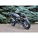 Мотоцикл Skymoto Cafe Racer200  (Двигатель, лицензия SUZUKI,  модель мелкосерийное производство), фото 7