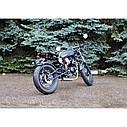 Мотоцикл Skymoto Cafe Racer200  (Двигатель, лицензия SUZUKI,  модель мелкосерийное производство), фото 10