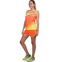 Форма для легкой атлетики женская LD-8312 (полиэстер, р-р S-3XL-145-175см, цвета в ассортименте), фото 3