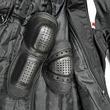 Мотокуртка текстильна Honda Racing Team з захистом, фото 3