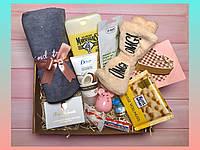 Подарочный набор девушке, подарочный бокс подарок к 8 марта, Дню Рождения, подарок женщине, к Новому году 8