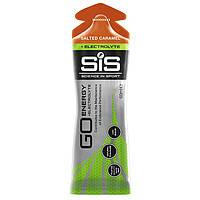 SiS Go Enerqy+Electrolyte енергетичний гель з електролітами солона карамель 60мл