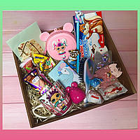 Подарочный набор девочке, подарочный бокс подарок к 8 марта, Дню Рождения, подарок дочке, к Новому году 4