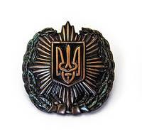 Подарок военным на день защитника. Шоколадная кокарда