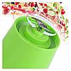 Мини фитнес блендер Juicer Cup Turbo, портативный блендер! Шейкер для смузи, фото 9