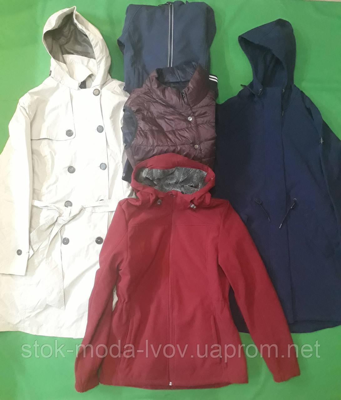 Тсм Tchibo сезон весна-лето 5 курток