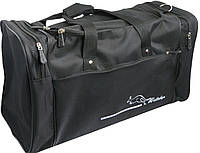 Дорожная сумка Wallaby 3050, средняя,  45 л, черный