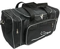 Дорожная сумка Wallaby 2686 черный, 22 л