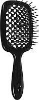 Расческа для волос Janeke 1830 Superbrush The Original Italian  Черная, фото 1