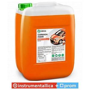 Шампнуь для ручной мойки «Carwash Foam» 20 кг 710120 Grass