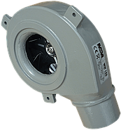 Вытяжной вентилятор MplusM WW 150-01, фото 2