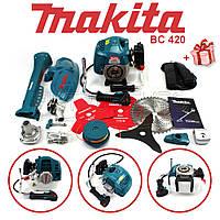 Мотокоса Makita BC 420 (4.2 кВт, 2х тактный) Бензокоса Макита, кусторез, триммер
