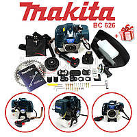 Мотокоса Makita BC 626 (4.6 кВт, 2х тактный) Бензокоса Макита, кусторез, триммер