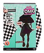 L.O.L. Surprise! O.M.G. ОРИГИНАЛ  Модная кукла Леди Неон Neonlicious, фото 6