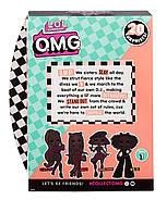 L.O.L. Surprise! O.M.G. ОРИГИНАЛ  Модная кукла Леди Неон Neonlicious, фото 7