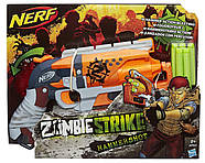 Бластер Nerf Зомби Страйк Хаммершот  Zombie Strike Hammershot, фото 3