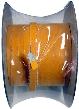 Стекловолоконный шнур на клейкой основе Europolit TSP 10x2 мм (м)