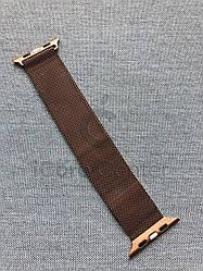 Ремешок Milanese Loop for Apple Watch 38/40mm Brown