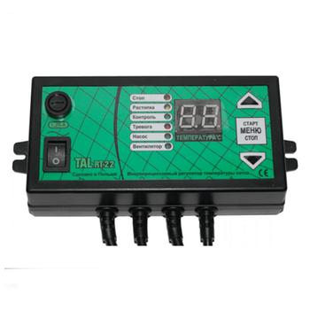 Автоматика (контроллер) на твердотопливный котел Tal RT 22