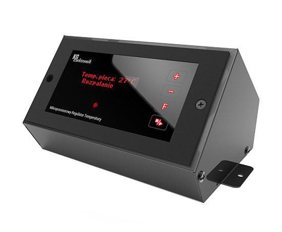 Автоматика для твердотопливных котлов KG Elektronik CS-18