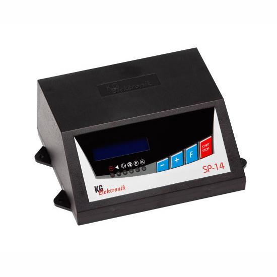 Автоматика для твердотопливных котлов KG Elektronik SР-14