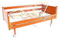 Ліжко дерев'яна функціональна з електроприводом OSD-91Е
