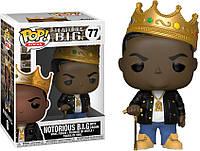 Фигурка Funko Pop Фанко ПопБигги Корона The Notorious B.I.G.With Crown B.I.G. 77