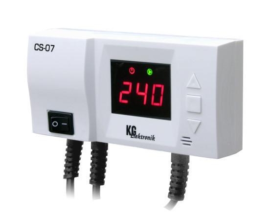 Автоматика для насосов отопления KG Elektronik CS-07С