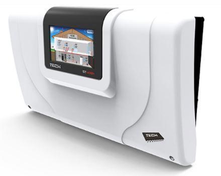 Автоматика для управления системой отопления Tech ST-407N
