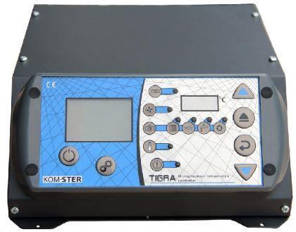 Автоматика для твердотопливных котлов Kom-ster Tigra