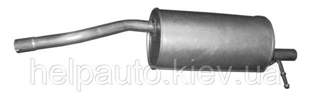 Глушитель для Dacia Sandero