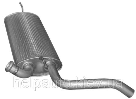 Глушитель для Renault Laguna