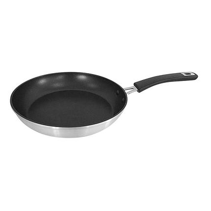 Алюминиевая сковорода Profi d=24 см Krauff 25-45-077, фото 2