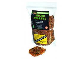 Смесь пеллетсов Method Feeder Micro Pellets Corn & Scopex mix