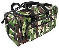 Дорожная сумка 22 л Wallaby 26862 камуфляж
