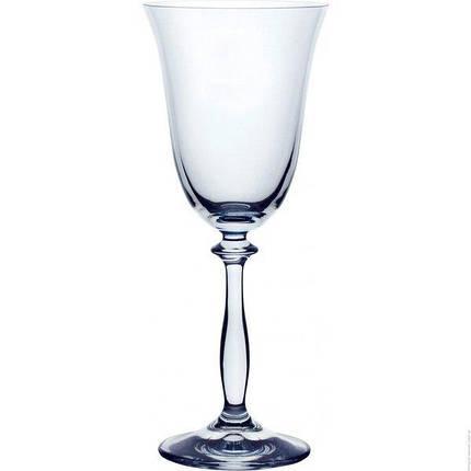 Набор бокалов для вина Angela 6шт по 350 мл Bohemia b40600-166799, фото 2