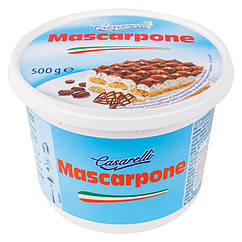 Сыр Маскарпоне Касарелли 500г, Германия