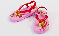 Сандалі дитячі для дівчаток SPEEDO SEA SQUAD THONG 8079858008-5 розмір 35 рожевий